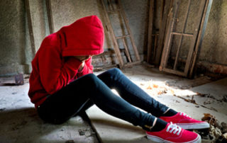 Suizid als Folge frühkindlicher Traumata - Foto Pertair © fotolia