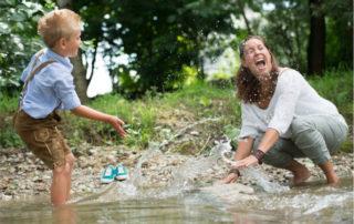 glückliche Eltern - Foto arthur braunstein © photocase