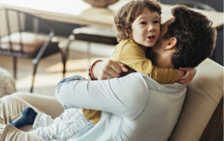 Die Zauberkraft der Eltern-Kind-Beziehung - Foto iStock © Geber86