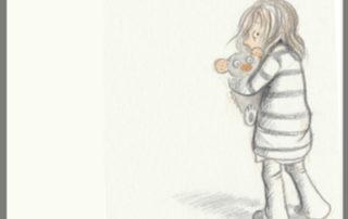 Stress-Arme Kinder - Zeichnung © Julia Ginsberg