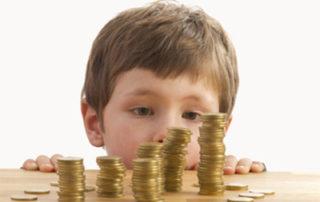 Kindergeld - Foto katyspichal © Fotolia