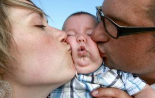 Übergewicht schon im Mutterleib - Foto iStock© PIET
