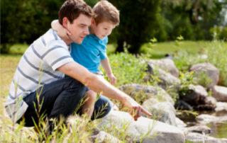 Sicher gebundene Kinder lernen leichter - Foto Tyler Olson © fotolia