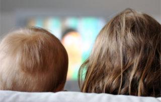 Fernsehende Kinder - Foto Sör Alex ©photocase