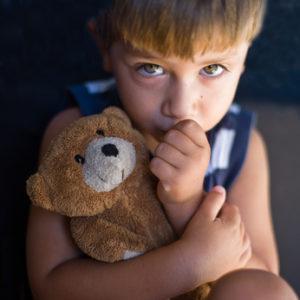 Sensible Kinder brauchen mehr Zuwendung - Foto Elisabetta Figus © Fotolia
