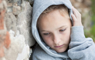 Kinder mit Burnout - Foto Halfpoint © Fotolia