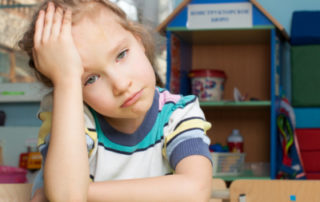 The risk of early group day-care - Foto Tatyana Gladskih © Fotolia