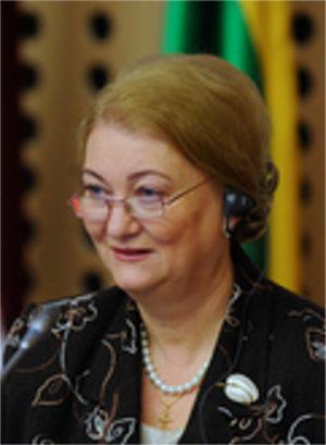 Auszeichnung-Anna Zaborska