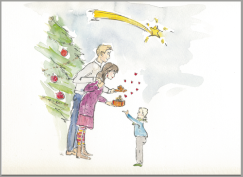 Produkte_Schreiben_Weihnachtskarte _Kind1