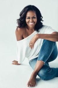 Buchautorin Michelle Obama