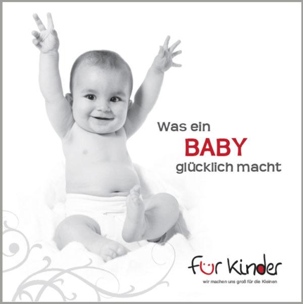 Produkte - Was ein Baby glücklich macht