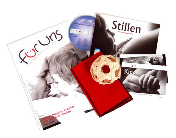 Geschenk-Set Foto © Stiftung Zu-Wendung für Kinder
