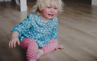 Anna mag nicht hingehen - Foto iStock © Nadezhda1906