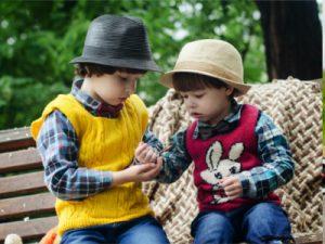 Lernen durch Spielen - Foto Pexels © Victoria Borodinova