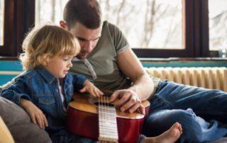 Vertrauensvolle Erziehung - Foto iStock © SanyaSM