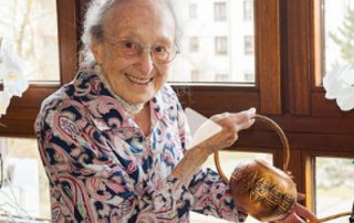 Wie ich 107 wurde - Foto © Sandra Behrbohm