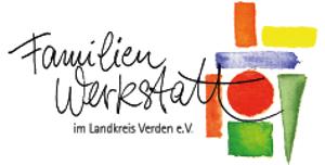Familien leben - Foto Logo Familienwerkstatt