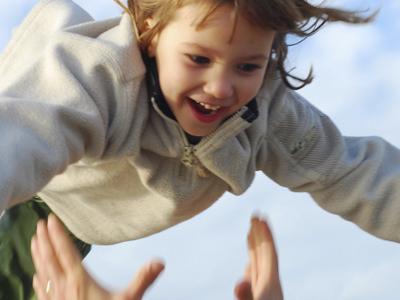 Geborgen und frei - Foto i Stock © uschools