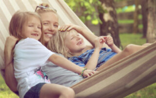 Chillen mit Kindern - Foto iStock © Andrzej Burak