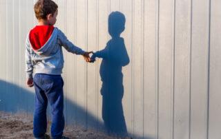 Imaginäre Freunde - Foto shutterstock © EvgeniiAnd
